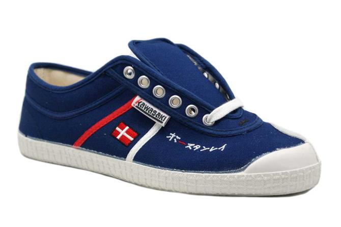 zapatos kawasaky